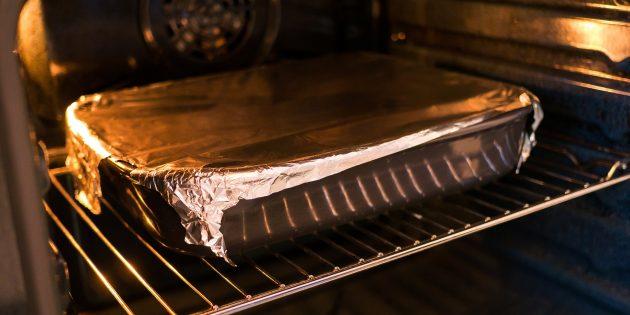 тушёная курица с кабачками в сметане: духовка