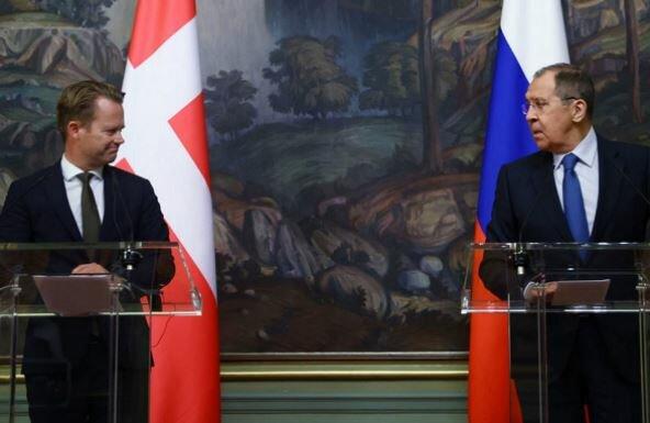 Как Лавров дипломатично указал, куда должен отправиться датский дипломат со своими санкциями