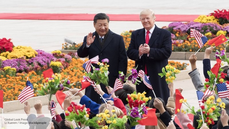 Трамп: Китай скоро «очень за…