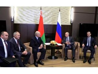 Что договорились «развязать до конца года» Лукашенко и Путин?