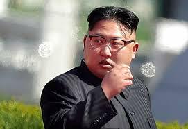 Ким Чен Ын, отправляясь на в…