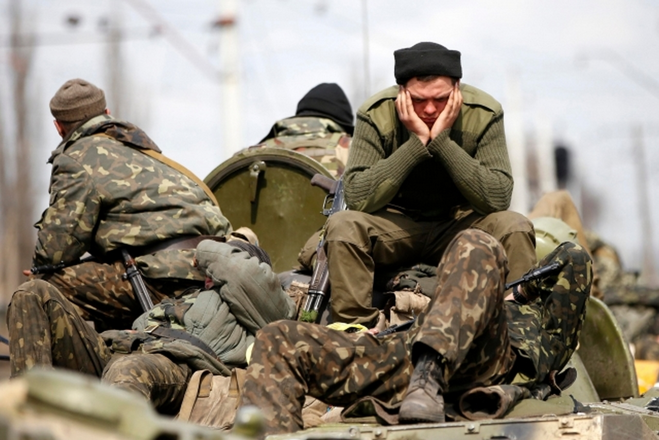 Война вне войны. Олег Ростовцев