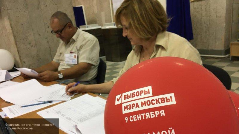 В Мосгоризбиркоме объяснили причину жалобы журналистов Рейтер на досмотре