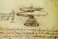 Изобретения Леонардо да Винчи