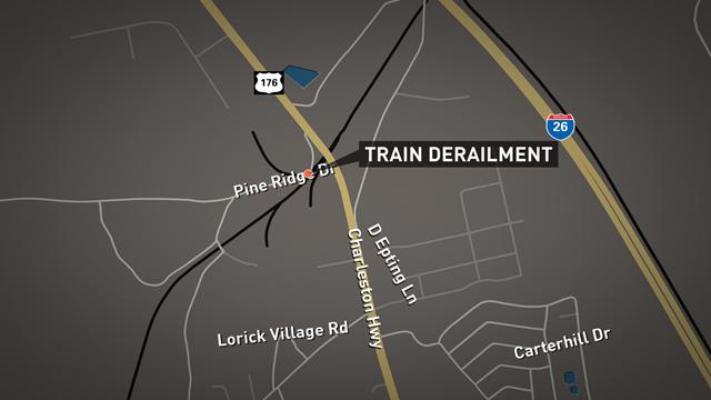 Крушение поезда в Южной Каролине: случайность или неизбежность. О деградации общества США.