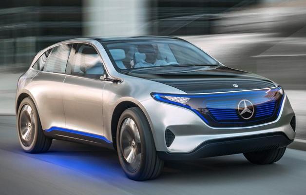 Mercedes-Benz представил пер…