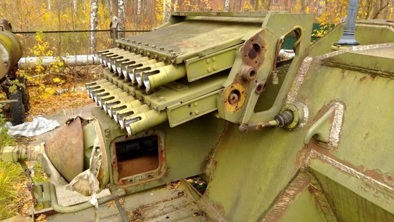 Взрывы против мин. Установка разминирования «Объект 190»