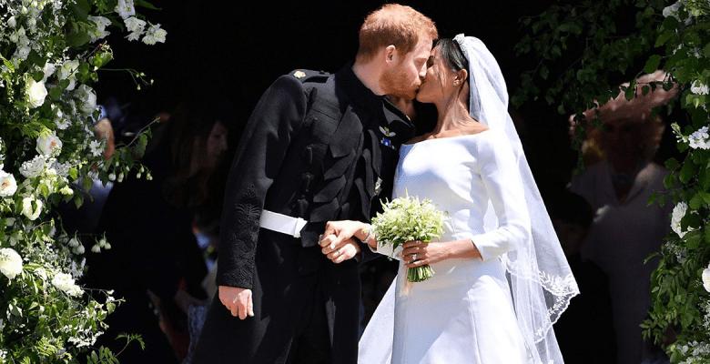 Свадьба принца Гарри и Меган…