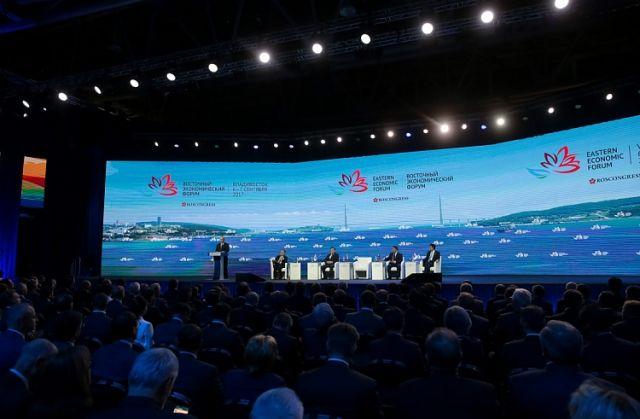 В Восточном экономическом форуме примет участие делегация Франции