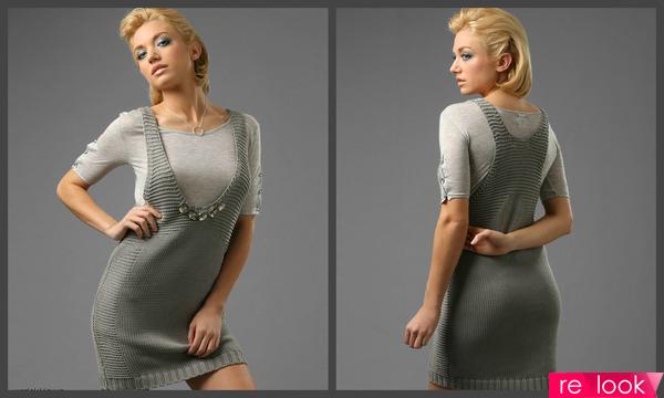 шерстяные платья