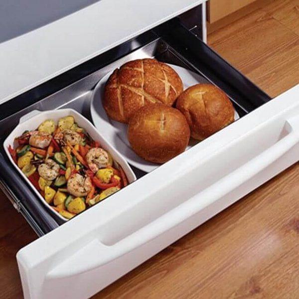 У вас есть ящик под духовкой? Узнайте об истинной цели этого ящика
