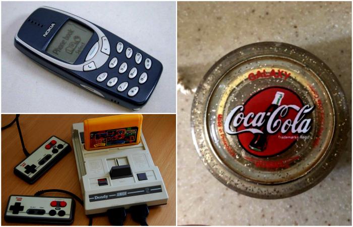 Узнаваемые вещи для тех, кто рос в эпоху 90-х