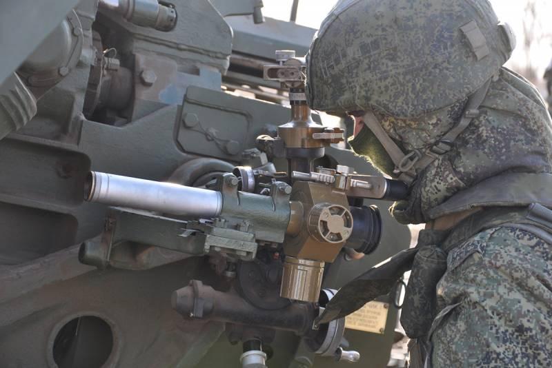 Автоматизация буксируемой артиллерии: предложение ВНИИ «Сигнал» оружие