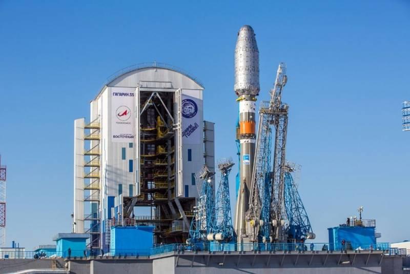 Возведение первой очереди космодрома Восточный близится к завершению новости,события