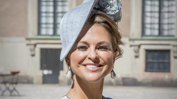 Шведская принцесса поделилас…