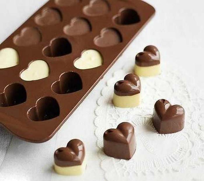 Домашний шоколад за 10 минут!
