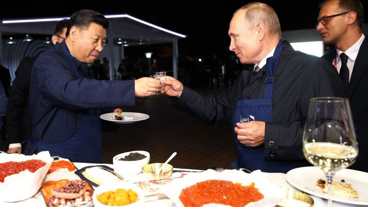 План Путина — Цзиньпина: лишить США их главных союзников