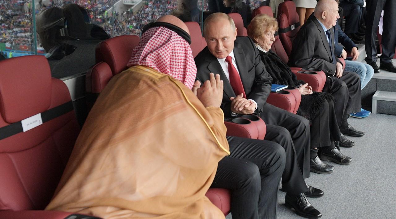 «Выигрывают все»: как чемпионат мира по футболу продемонстрировал рост дипломатического влияния Москвы