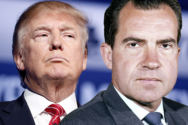 Адвокат по особым поручениям. Трамп учел ошибку Никсона