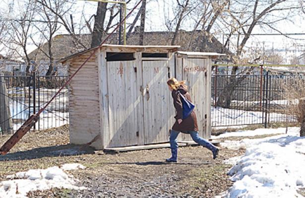 Ольга Туханина. О цифровизации школьных туалетов на селе