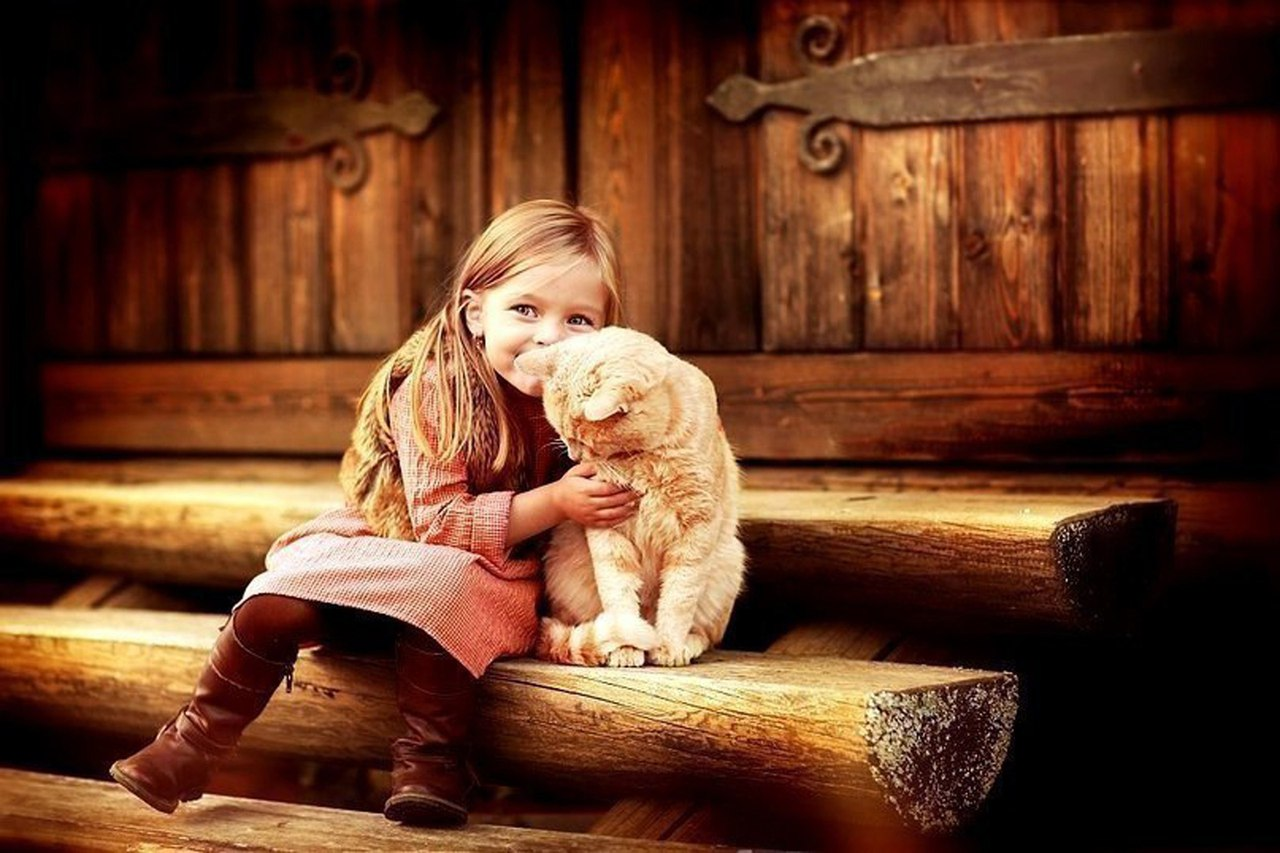 Милые и позитивные фотографии