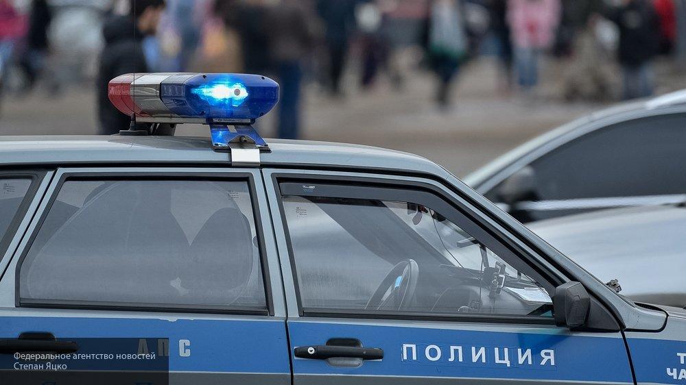 Момент ДТП с участием двух машин в Липецке попал на видео