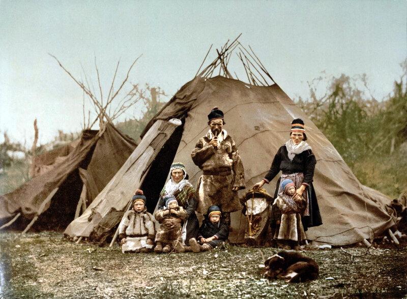 Саамы: самый древний народ мира интересные факты,интерсное,история,мир,народы,саамы,традиции