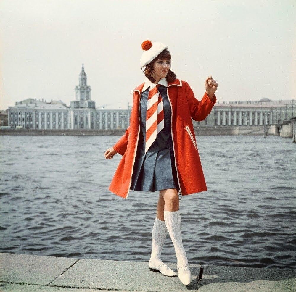 Ленинградская мода 1960-1980-х годов