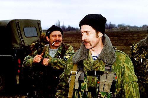 Герои первой Чеченской. Батальон Ермолова.