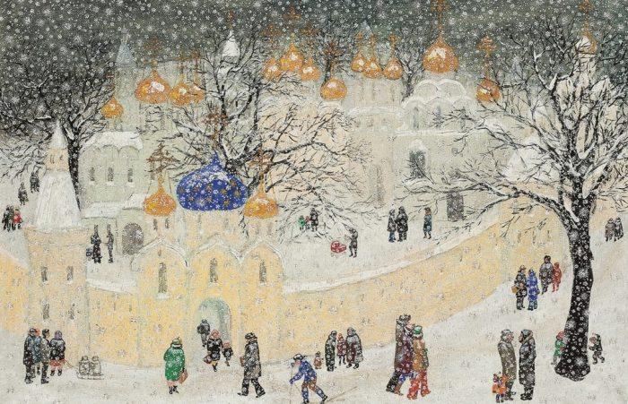 художник Василий Ситников картины - 07