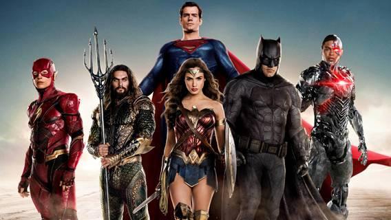 «Лига Справедливости Зака Снайдера» не догнала по просмотрам «Чудо-  женщину: 1984» на HBO Max Культура