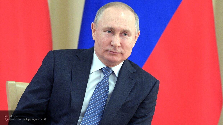 Путин выступит с новым обращ…