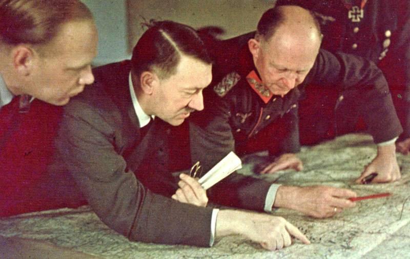 Загадка истории: почему Гитлер не тронул Швейцарию?