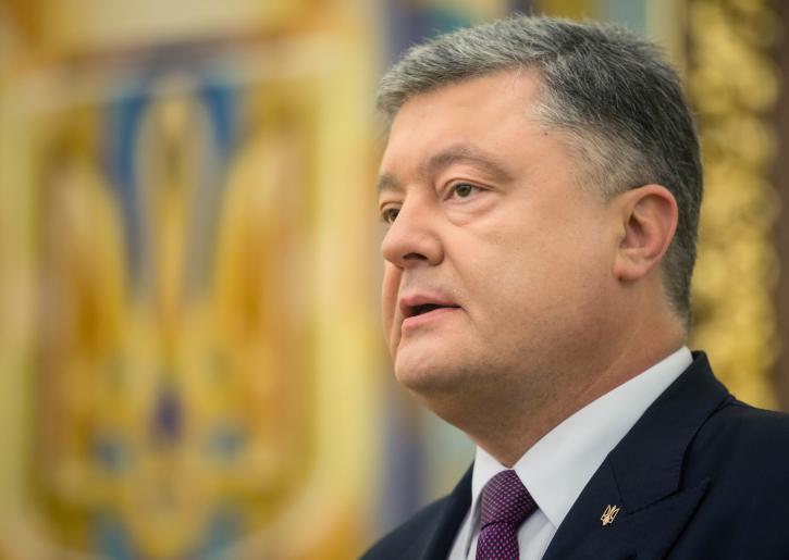 Порошенко выразил уверенность, что Россия возместит Украине «убытки» по газовым контрактам