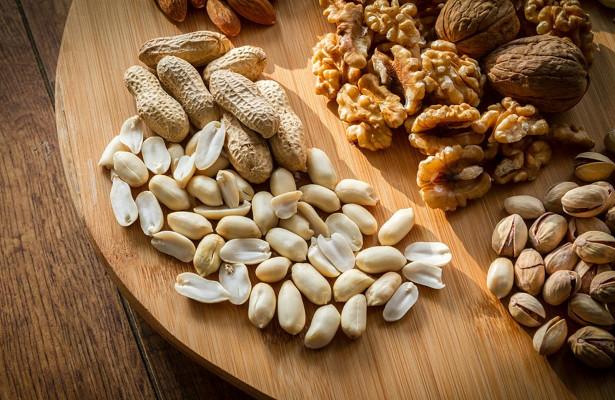 Диетолог назвала самые вредные орехи диета,здоровье