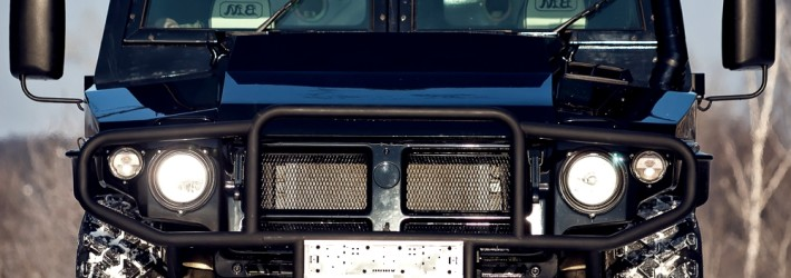 original - Тигр автомобиль гражданский фото
