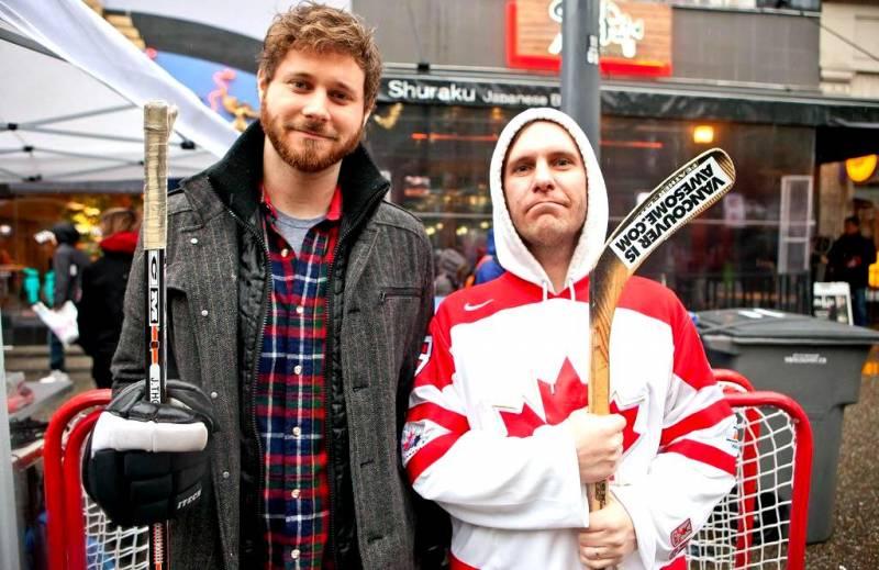Почему канадцы восхищаются русскими?