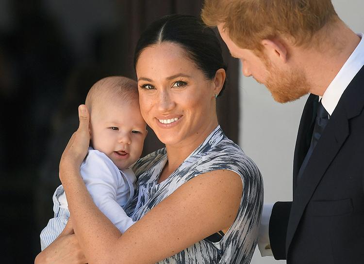 """Принц Гарри рассказал о жизни в США с Меган Маркл и сыном Арчи: """"Одного ребенка нам достаточно"""" Монархи,Британские монархи"""