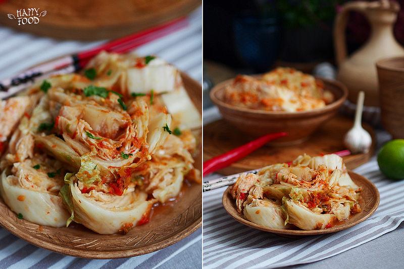 Кимчи - простой вариант