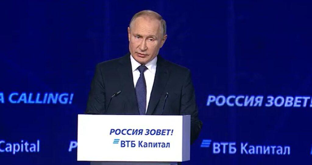 Проблема России в неготовности инвестировать.