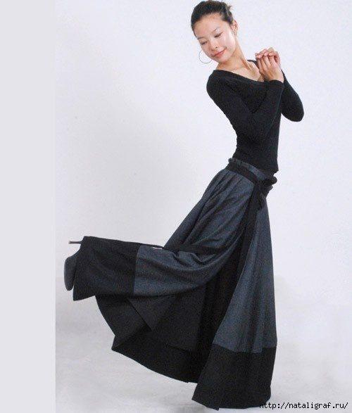 Переделываем юбку
