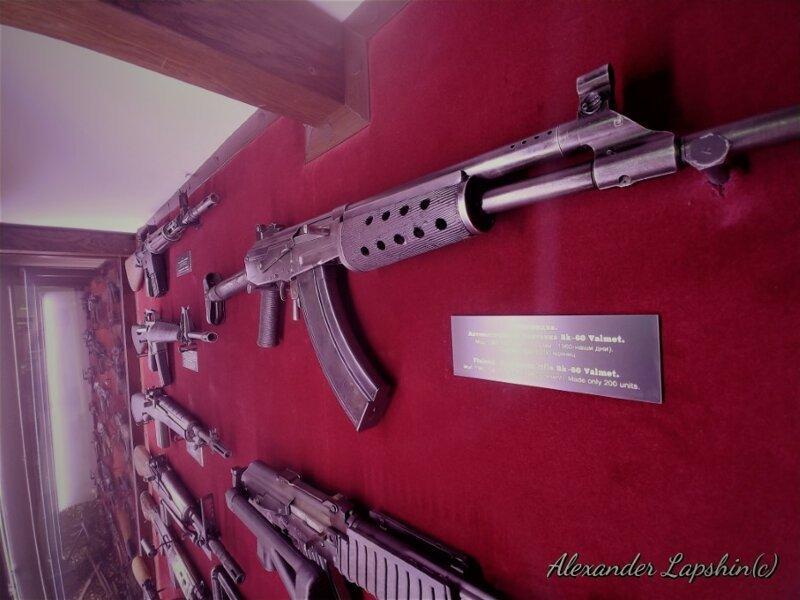 Бункер в лесах Урала с самой большой в Европе коллекцией стрелкового оружия интересное, коллекции, музеи, оружие
