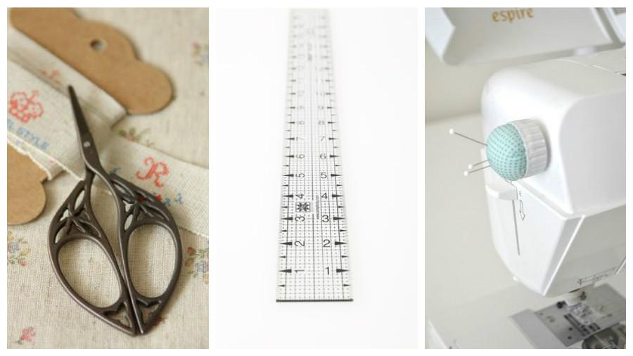 ПОРТНЯЖНЫЕ СЕКРЕТЫ. Что нужно, чтобы начать шить