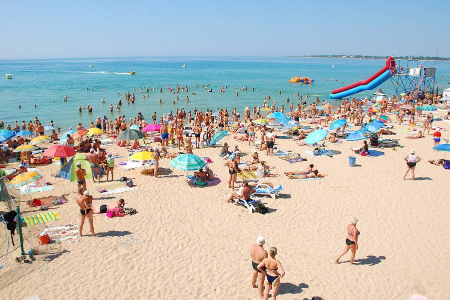 Крым укоренился. Скоро  станет главным курортом страны