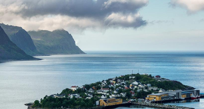 Невероятная Норвегия: Чудо-ю…