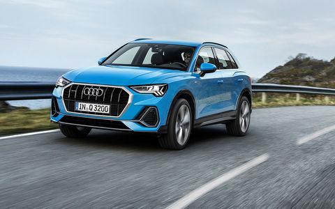 Audi Q3: такого Q3 в России не будет!