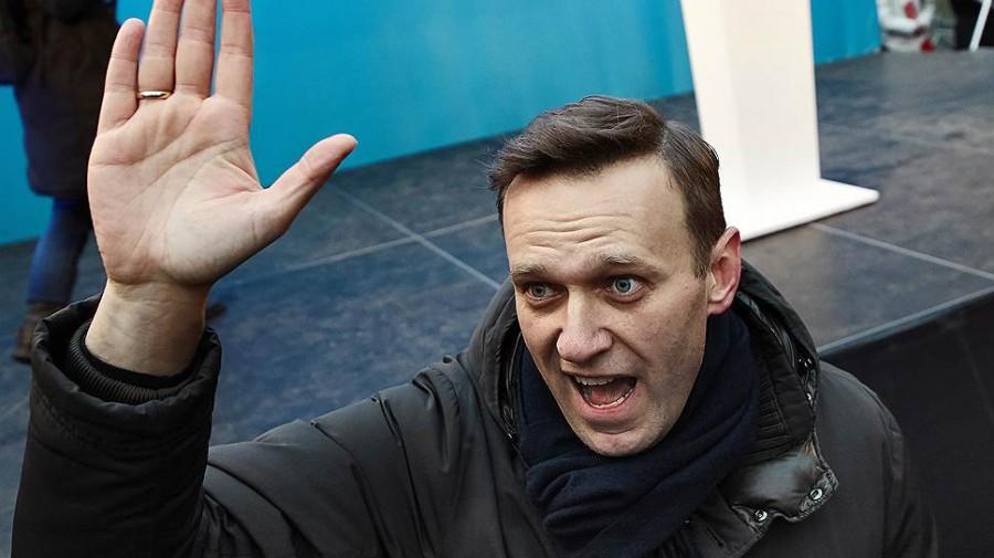 Новая жертва Алексея Навального