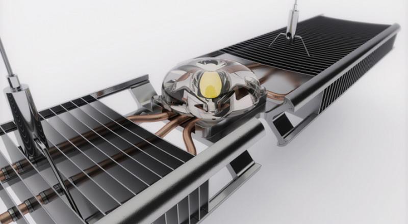 В мае состоится мировая премьера лампы, которая сможет работать сорок лет подряд