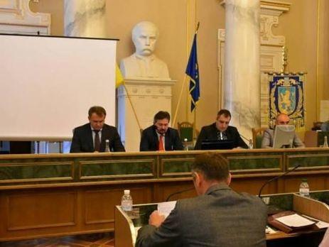 Во Львовской области решили запретить публичное использование русского языка