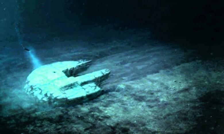 1. НЛО в Балтийском море загадки, океан, тайны